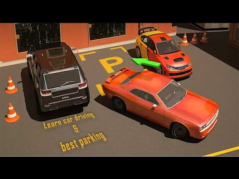 Car Driving School 3d Parking Android Gameplay (HD)