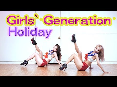 Girls' Generation 소녀시대 Holiday 홀리데이 cover dance WAVEYA
