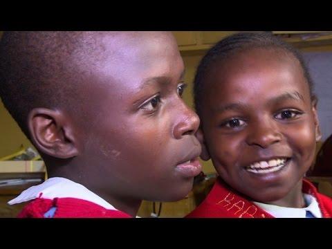 Kenyan girls code their way to a new future