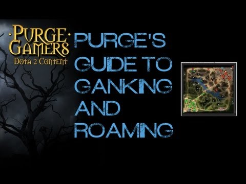 How to to Gank and Roam in DOTA 2