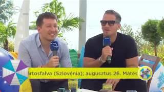 Vastag Csaba és Vastag Tamás (Balatoni nyár 2017.08.04.)