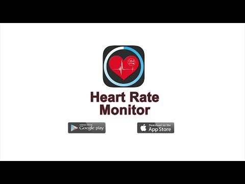Heart Rate Monitor 2018 APK Cover