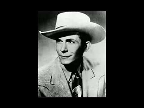 Hank Williams - Settin The Woods On Fire