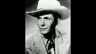 Watch Hank Williams Settin The Woods On Fire video
