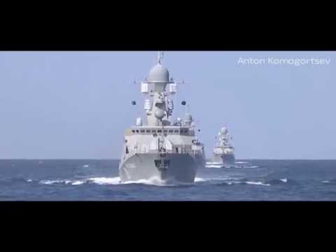 Операция России в Сирии.