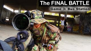 "The FINAL BATTLE - Game 3 ""The Bus Station"""