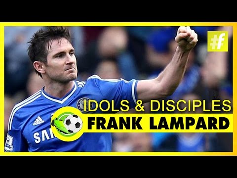 Frank Lampard – Idols and Disciples - Football Heroes