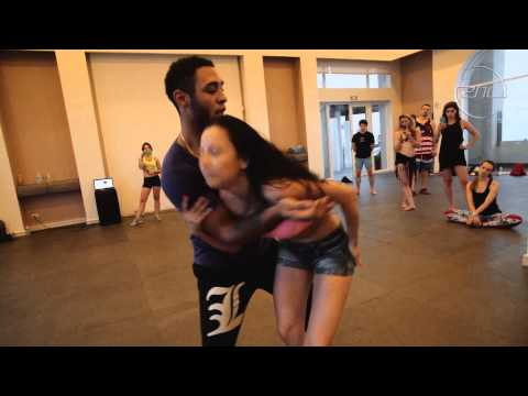 William and Anna - Zouk Night Love 2015 - Zouk Demo