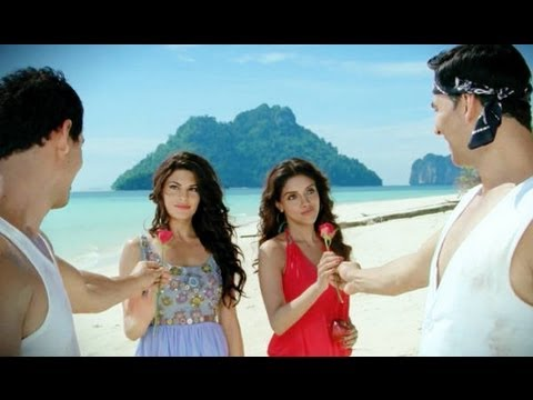 Do You Know Full Remix Song Housefull 2 | Akshay Kumar, Asin, John Abraham And Others video