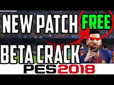 PES 2018 Crack Plus Torrent Full Download is Here