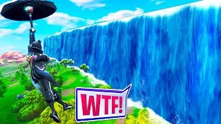 WHAT IS THIS NEW WALL?!! - Fortnite Funny WTF Fails and Daily Best Moments Ep.1284