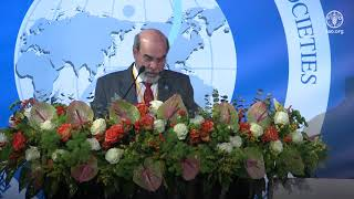 FAO Director-General speech at 15th World Congress of Chinese Medicine