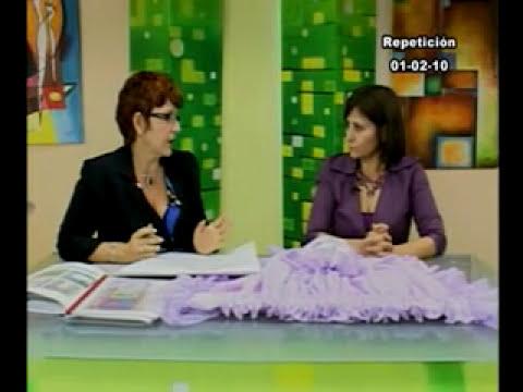 Habil&Dades Con Raquel - Sonia de Franco 4/4 Cenefa Victoriana