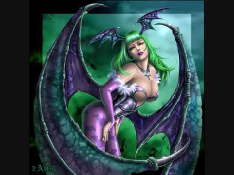 Babe Of The Week #54: Morrigan Aensland