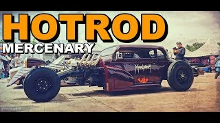 V8 BADASS Morris Hot Rod - the Classic Garage - Art of Speed 2019