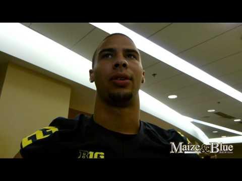 Ty Isaac talks experience at Michigan, health