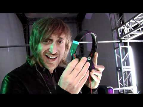 David Guetta ft Taio Cruz & Ludacris - Little Bad Girl - Behind The Scenes