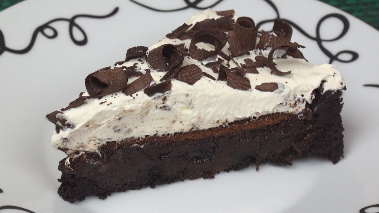 Decadent Mississippi Mud Pie Recipe Youtube