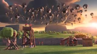 Clash of Clans смешное видео