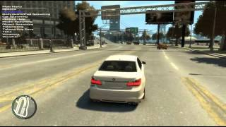 GTA IV-Car Mod 2009 BMW 750Li Sedan v1.0 Review