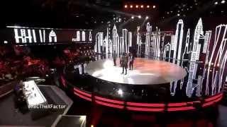 The X Factor- The 5  - إنتيباغية واحد - اول عرض مباشر