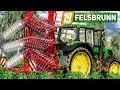 LS19 Felsbrunn 18 STRIEGEL Im Einsatz Auf Dem Feld LANDWIRTSCHAFTS SIMULATOR 2019 mp3
