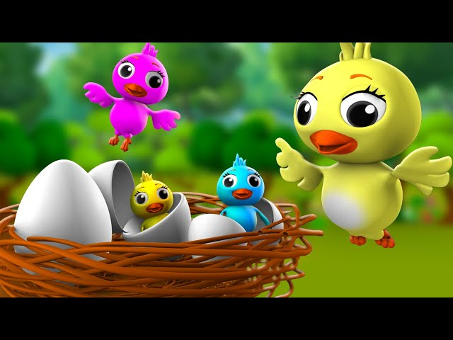 Chidiya Ka Anda 3D Animated Hindi Moral Stories for Kids ааааааа аа аааа ааааЁа Tales Egg Stories