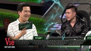 Trường Giang căng thẳng nhìn Lê Dương Bảo Lâm trả lời câu hỏi khó   Nhanh Như Chớp Mùa 2 [Full HD]