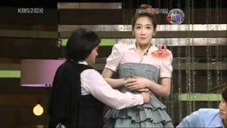 Win Win - Taeyeon Waist Measurement HILARIOUS