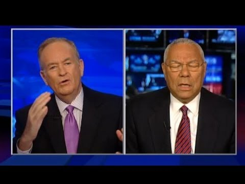 Colin Powell to Bill O'Reilly: 'Why Do You Only See Me as African-American?'