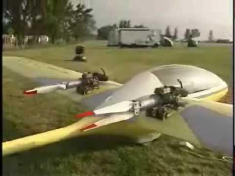 Aero Dovron Esprit Ultralight Motor Glider Experimental