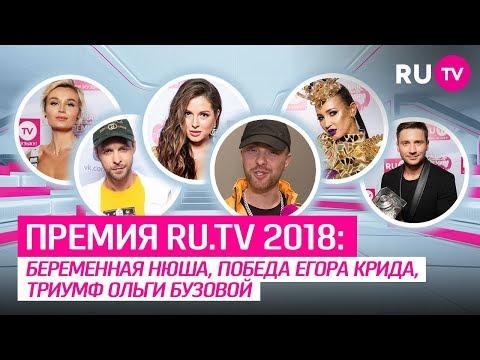 Премия RU.TV 2018