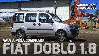 Vale a pena comprar um Fiat Doblo? | Avaliação