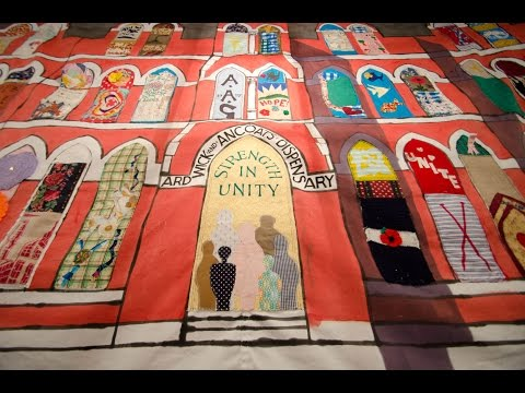 POLITIKA // 'The Beating Heart of Ancoats' Banner project