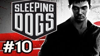 Sleeping Dogs Walkthrough w/Nova Ep.10: BUS BATTLE