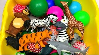 Learn colors with animals Zoo animals for kids Farm animals Learn animals names and sound