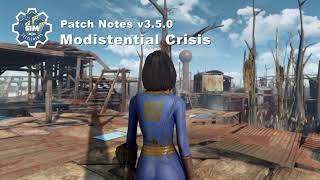 Sim Settlements: Patch - Modistential Crisis