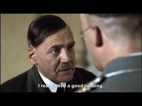Hitler wants...