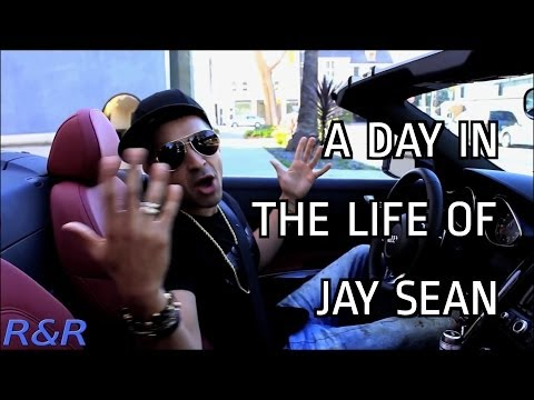 A Day In The Life Of Jay Sean (r&r) video