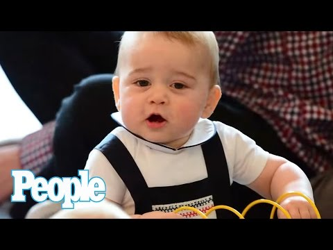 The Cutest 2 Minutes Ever: Prince George's First Year in Review - PEOPLE