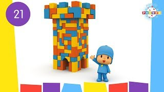 POCOYO WORLD: Don't touch (EP21) | 30 Minutes with close caption