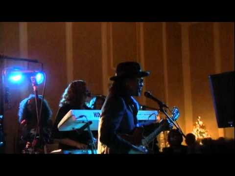 CHUCK BROWN-NEW YEAR'S BALL 2011@ THE HILTON