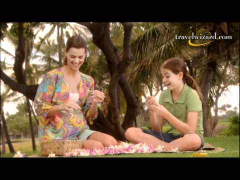 Mauna Lani Bay Hotel Video, Hawaii Island Vacations, Luxury Travel and Honeymoon Packages