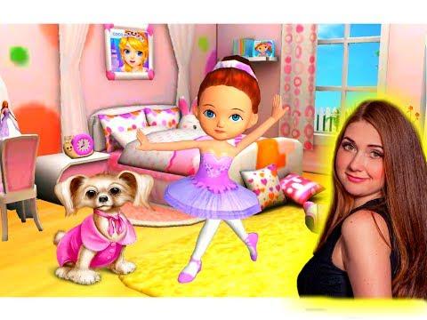 Ava 3D Doll Ава 3Д куклы #13 игровой мультик для малышей видео для детей   #УШАСТИК KIDS