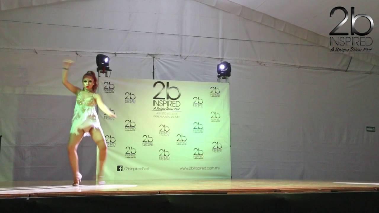 Luz Elena Barajas | Salsa Soloista Abierta | 2b Inspired 2016