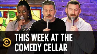 Elizabeth Warren Should Start Cursing & Uber Knows They're Wrong - This Week at the Comedy Cellar