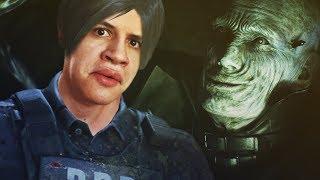 EU NÃO MEREÇO ISSO! - Resident Evil 2 Remake