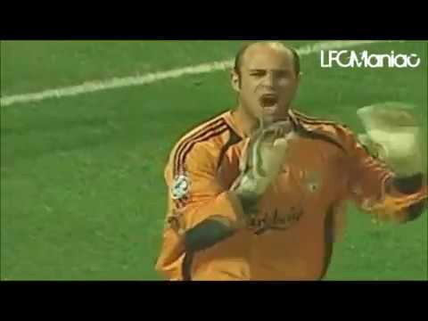 Pepe Reina The Best GoalKeeper of England!!
