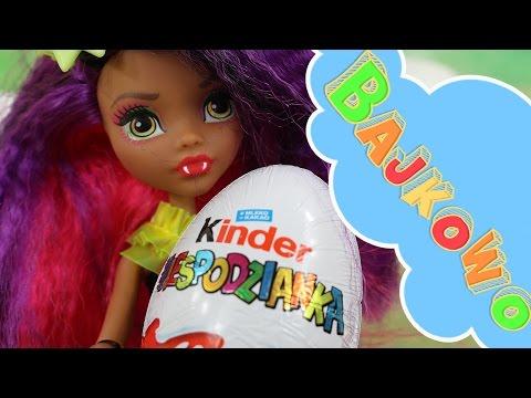 Piknik | Zelektryzowani Monster High & Kinder Niespodzianka | Bajki Dla Dzieci