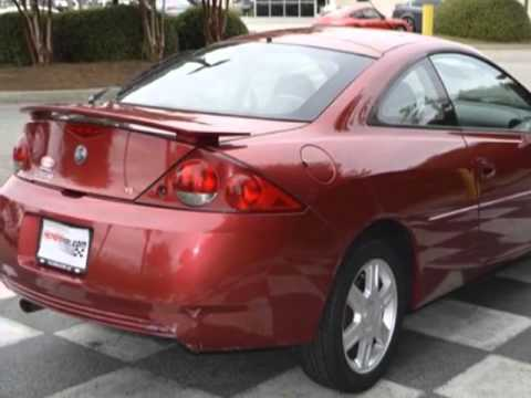 2002 Mercury Cougar 3dr Cpe V6 Sport Coupe - Wilmington, NC
